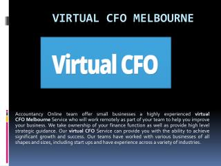 Entrepreneurs Accountant in Melbourne