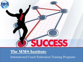 International Coach Federation Accredited Programs