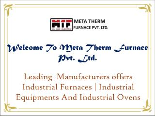 Oven Manufacturers In Mumbai