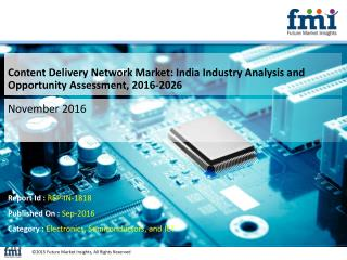 India Content Delivery Network Market Poised for Steady Growth in the Future