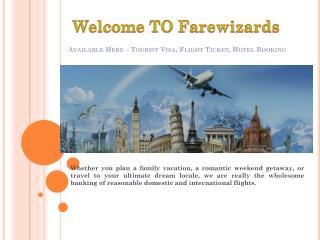 Farewizards-Cheap Flights and Hotels