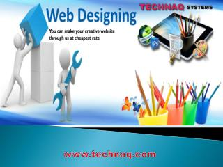 Get instant solution with web design company in Delhi