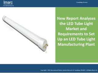 Global Tube Light Market - Industry Analysis & Opportunities