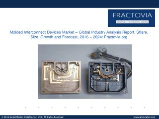 Molded Interconnect Devices Market � Global Industry Analysis Report, Share, Size, Growth, Price Trends and Forecast, 20