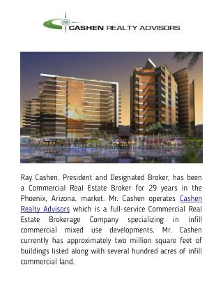 Cashen Realty Advisors - Real Estate Development