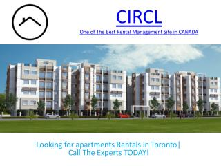 Looking for apartments Rentals in Toronto| Call The Experts TODAY!