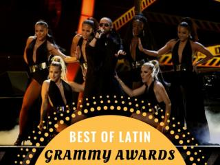 Best of Latin Grammy Awards