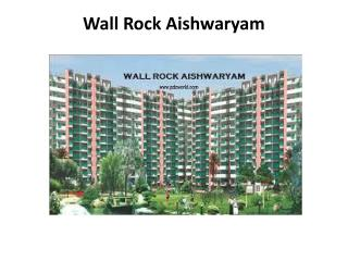 Wall Rock Aishwaryam A Luxury Homes Project