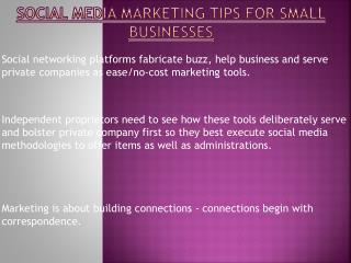 Improve Your Business With Social Media Marketing