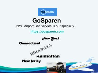GoSparen�s Affordable NYC Airport Car Service