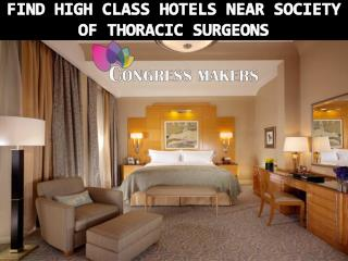 Discount on Luxurious Hotels Near Yankee Dental Conference 2017