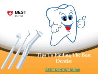BEST DENTIST DUBAI