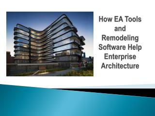 How EA Tools and Software Helpful in Enterprise Architecture