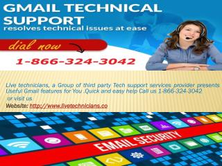 Instant gmail help by our experts