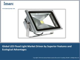 LED flood Light Market 2016 | Industry Research