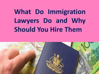 Immigration Lawyers Sydney