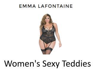 Women's Sexy Teddies