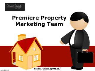 Premiere Property Marketing Team