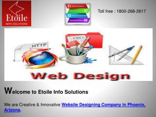 Website Design Company In Phoenix