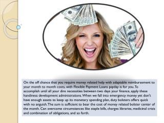 12 Month Loans Ohio- Long Term Loans No Credit Check