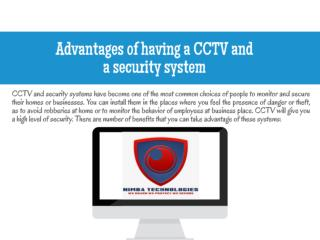 CCTV Security System for Business