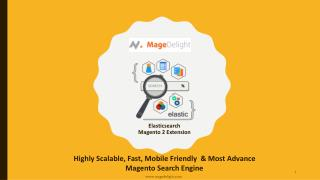 Elastic search Magento 2 Extension – Get Most Advanced Magento Search Engine Module