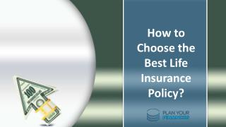 Hong Kong Life Insurance Policy: How to Choose the right one?