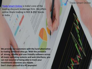 India's Best Share Trading Platform for Online Trader