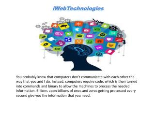 Web design & development company in india.