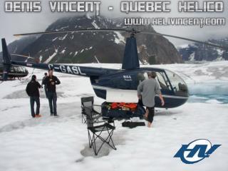 Denis Vincent - Quebec Helico