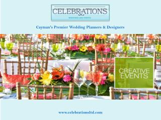 How a wedding planner can bring laughter and joy to your Cayman Islands destination wedding