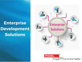 Enterprise Development Solutions