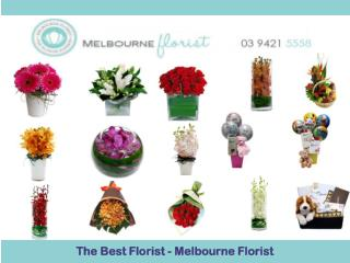 The Best Florist - Melbourne Florist