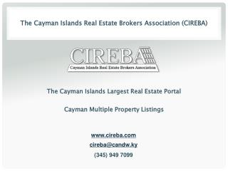 Top advice on purchasing Grand Cayman property