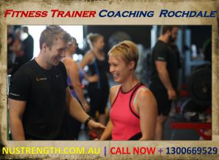 Fitness Trainer Coaching  Rochdale