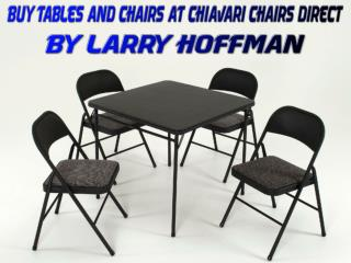 Chiavari Chairs Larry Can Help you to Set your Business
