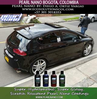 Pearl Nano Super Hydrophobic Coating by  Diego Pearl Nano Super Hydrophobic Coating by  Diego Vargaz of ECO-Solutions, B