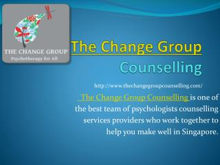 Cognitive Behavioral Therapy Singapore