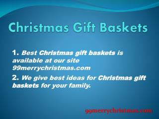 Online Christmas Fruit Baskets by 99merrychristmas