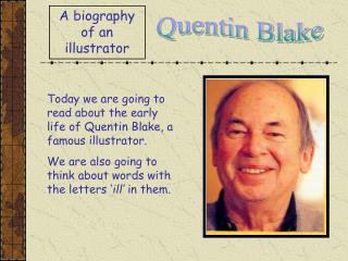 Quentin Blake