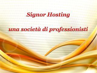 Dominio Semplice -- Web Hosting Linux