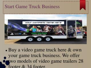 Truck and Trailer Games