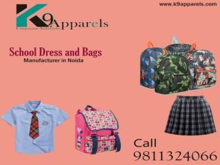 Best school dress manufacturer in Noida.