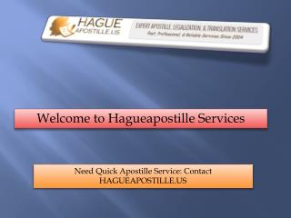 Hague Convention Apostille Countries