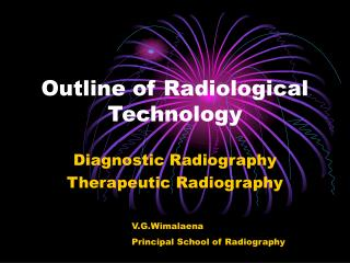 Outline of Radiological Technology