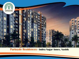 Parksyde Residences - Indira Nagar Annex, Nashik