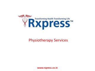 Physiotherapy Services At Home | Physiotherapy Home Care | Home Physiotherapy Bangalore