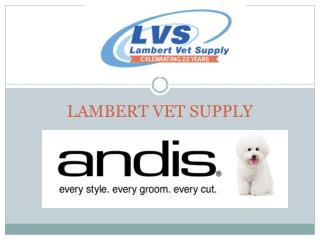 Andis Dog Clipper Blades