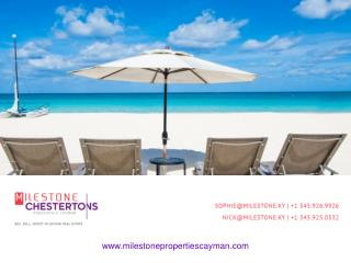 How to obtain Perfect Real estate Advice to Buy homes in Cayman