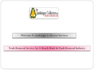 Commercial Junk Hauling Services Florida